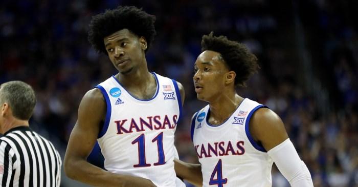 Kansas star makes decision on NBA Draft