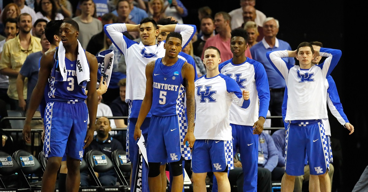 Former five-star guard and Kentucky signee reportedly 'going to the wire' on NBA Draft decision