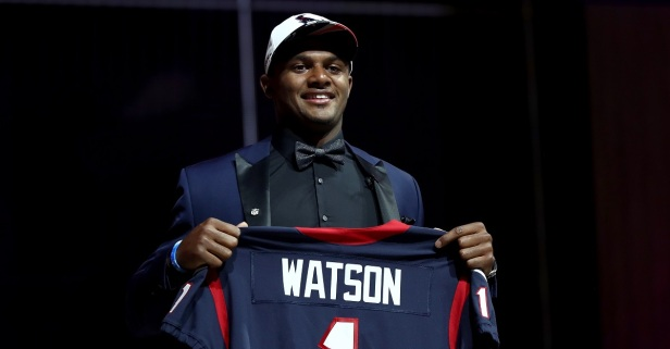 Early returns on Deshaun Watson should have the rest of the NFL on notice