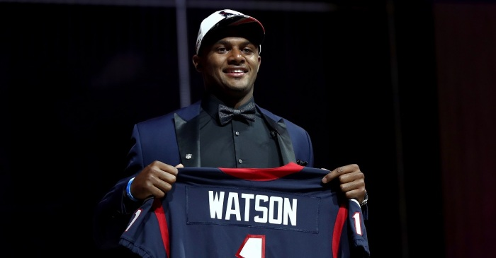 Deshaun Watson's Net Worth is Amazing for His Young Age