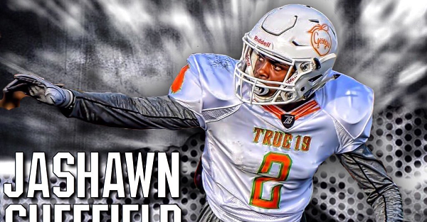 One team just took the lead for four-star WR Jashawn Sheffield after weekend visit
