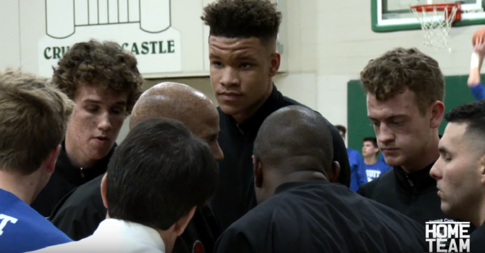 After taking visit, five-star SF Kevin Knox reportedly eliminates one school that could land him