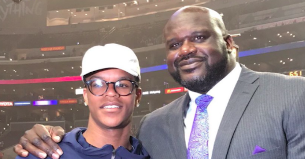The son of NBA legend Shaquille O'Neal has officially decided where he'll play college ball