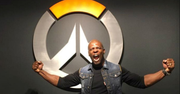 Terry Crews drops hints regarding his role in new Overwatch character
