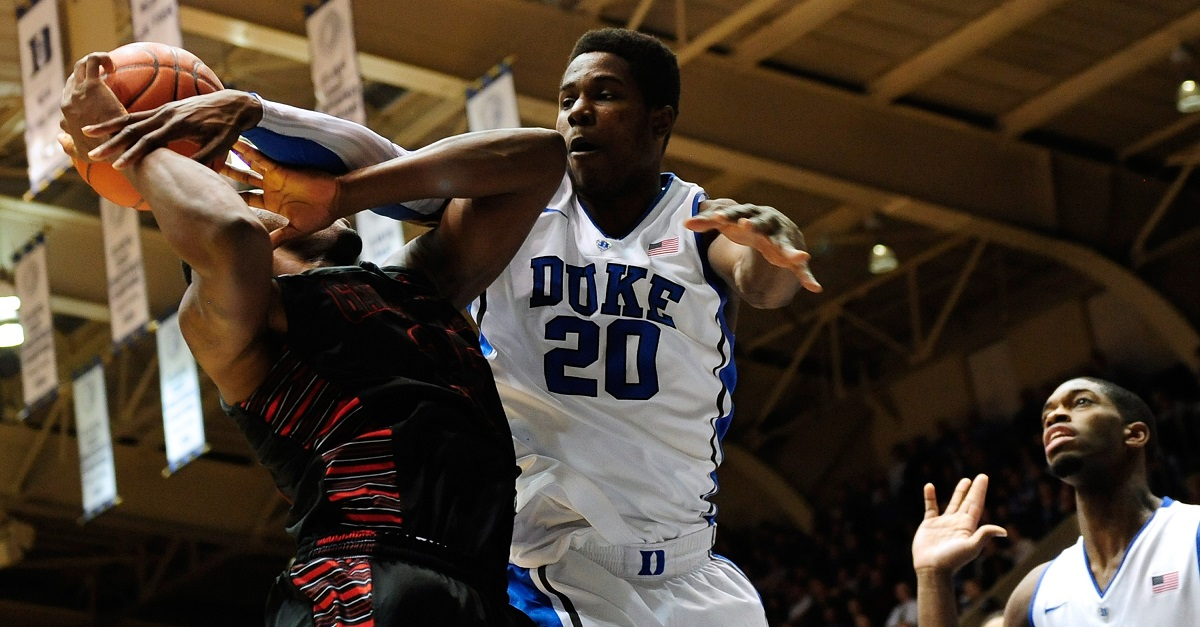 Former Duke player and NCAA Tourney standout makes decision on basketball future