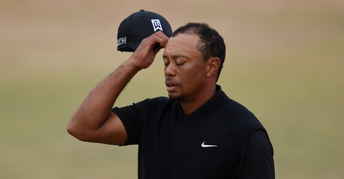 Tiger Woods' rough year continues with reported legal war