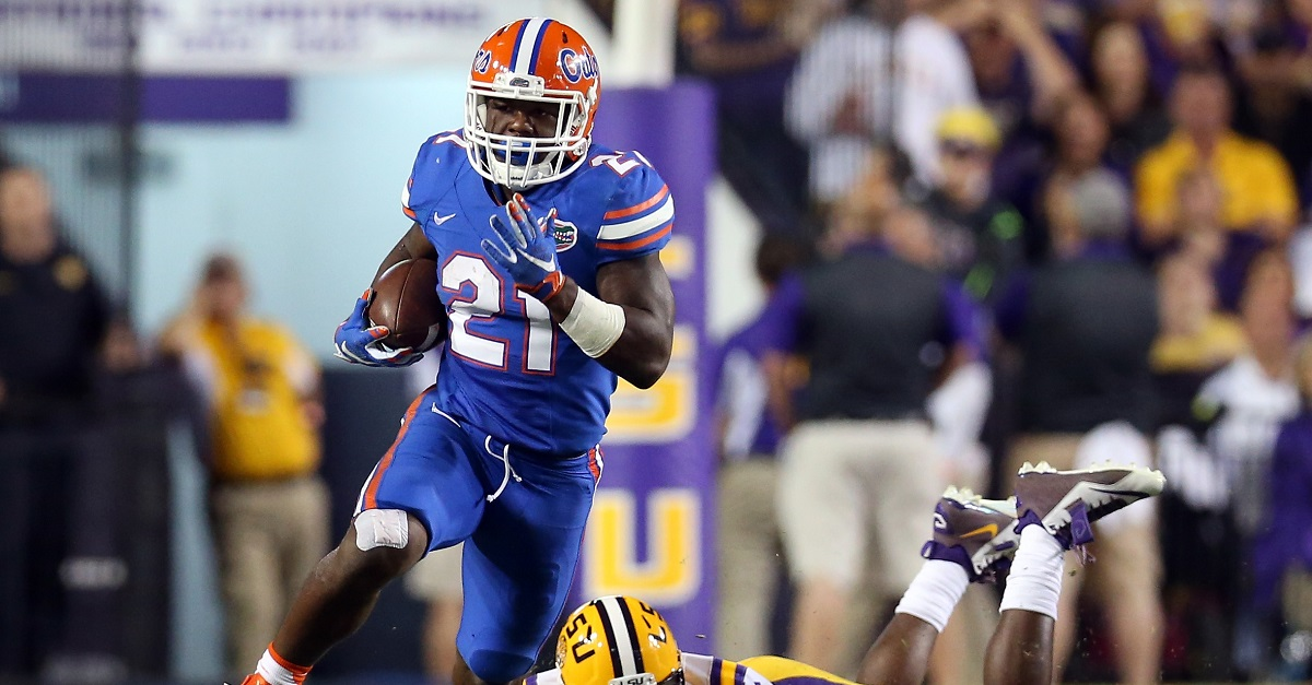 Former Florida great finds a new home in need of his depth