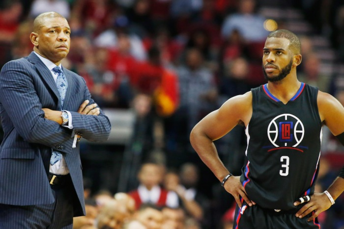 Doc Rivers is reportedly the reason Chris Paul wanted out of Los Angeles