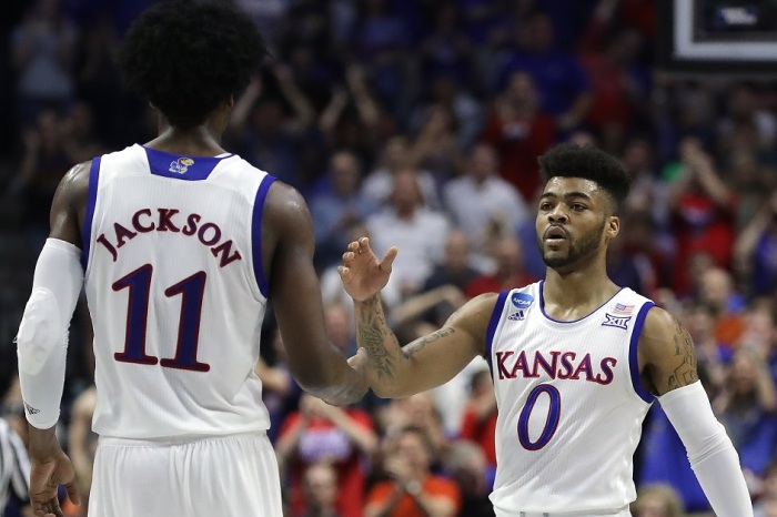 Former Kansas star was asked the most morbid and bizarre question at the NBA Combine