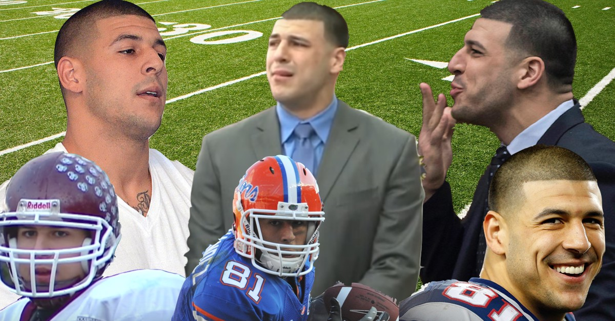 "The Meteoric Rise and Fall of Aaron Hernandez: ""Misery Attracts Misery"""