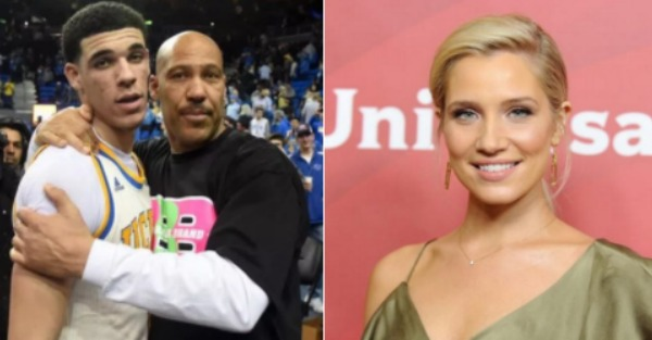 The situation between a Fox Sports personality and LaVar Ball just took a nasty turn