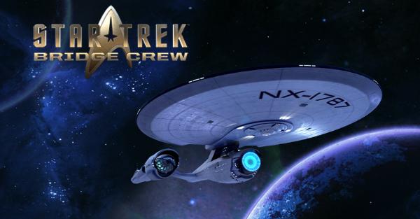 HTC Vive now bundled with popular new VR game, Star Trek: Bridge Crew