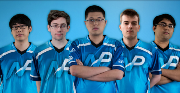 Team NP unveils impressive new roster for next season of competitive DOTA 2