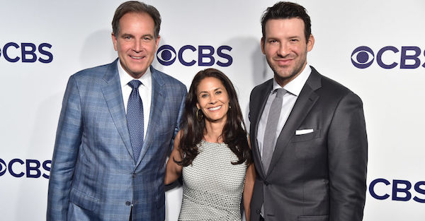 Tony Romo will be making his CBS debut much sooner than anticipated