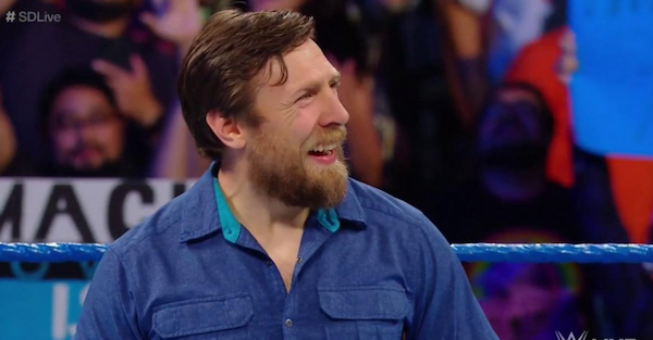 Here's the latest on WWE's reported plans for Daniel Bryan