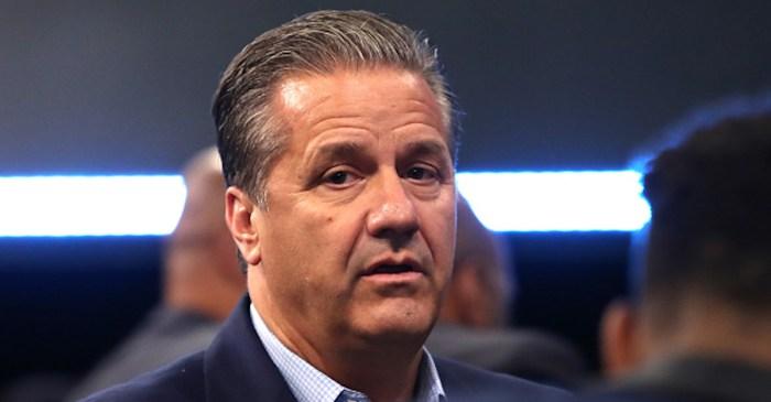 Kentucky's John Calipari opened up on the coaching rumor that set the NBA world on fire