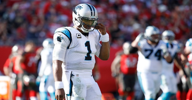 Former NFL MVP Cam Newton says just one thing is missing from his career
