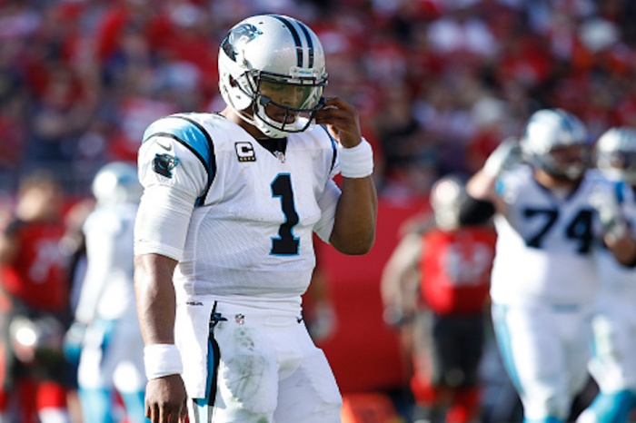 Gatorade issues official statement after Cam Newton's 'objectionable' comments