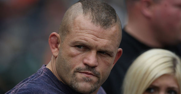 Is MMA legend Chuck Liddell considering a return to fighting with UFC's biggest competitor?