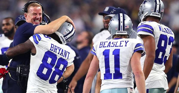 The Dallas Cowboys think they have an 'exceptional' option at a critical position