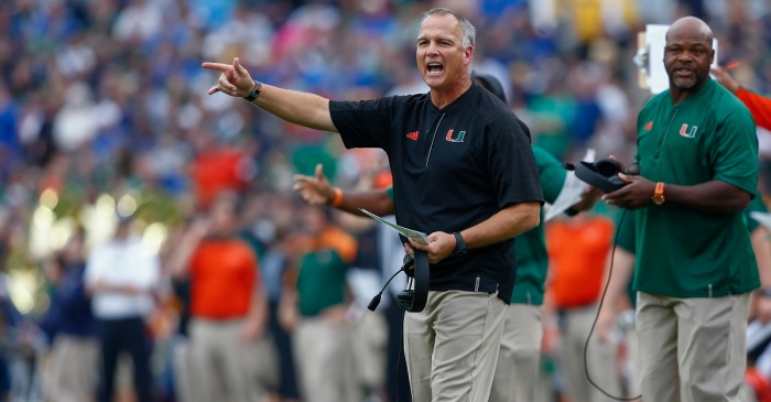 Former coach, CBS analyst has shameful message for Miami after they cancelled this week's game