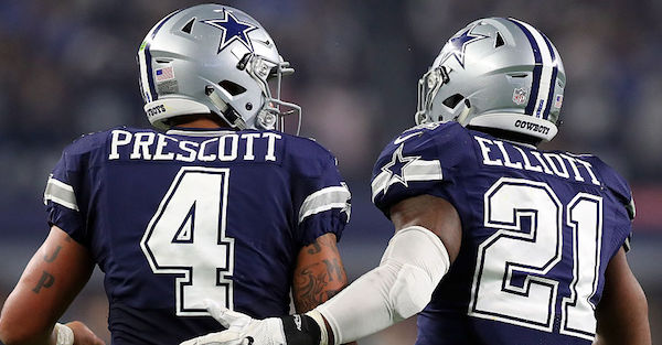 "Colin Cowherd calls Dallas Cowboys' star ""grossly overrated"""