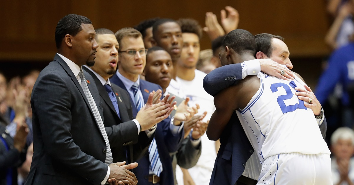Duke fans are in mourning after 37-year fixture of the team passes away