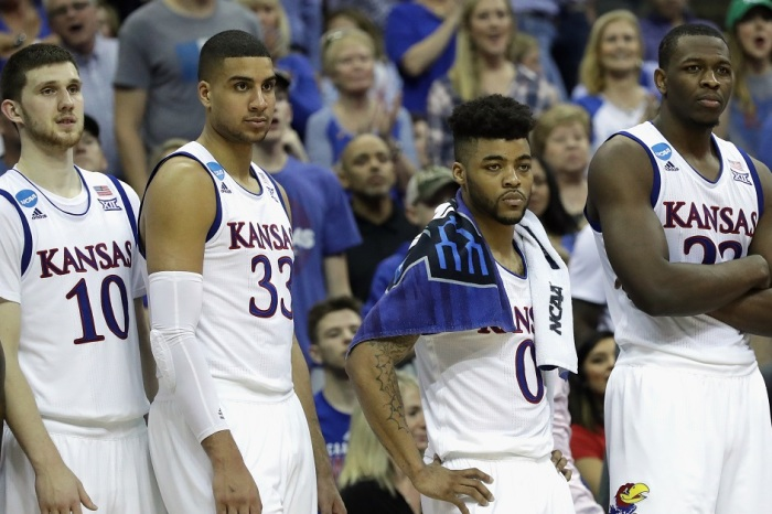Former Kansas forward finds new home as graduate transfer with recent recruiting powerhouse