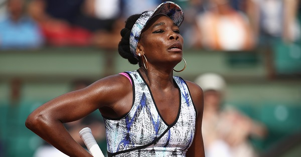 Venus Williams reportedly at fault for car accident that led to death of 78 year old