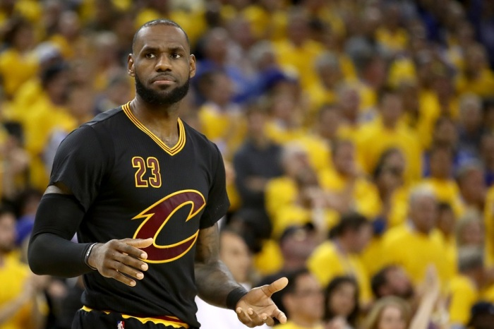 LeBron James throws his teammates under the bus with ridiculous claim after NBA Finals loss