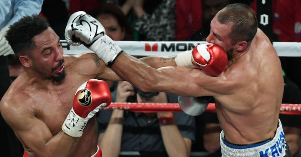 Andre Ward retains his titles with devastating TKO in eighth round