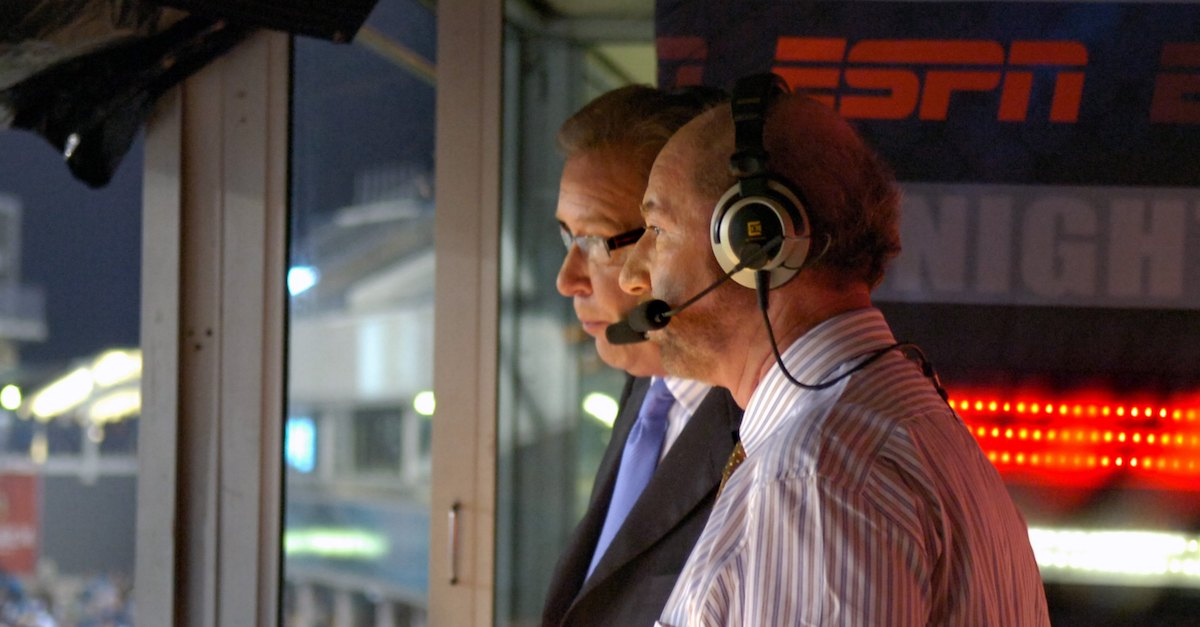 "After 27 years with the company, one analyst still in ""limbo"" over whether ESPN will fire him"