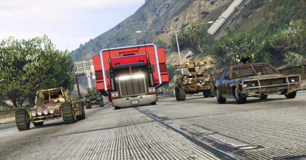 Rockstar blog reveals more details about upcoming GTA Online: Gunrunning update