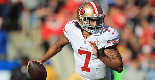 "NFL analyst calls it ""downright vindictive"" that Colin Kaepernick hasn't been signed by a team"