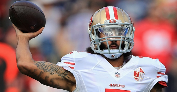 Best football fits for NFL free agent quarterback Colin Kaepernick