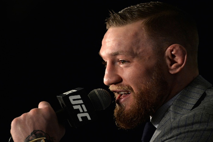 Conor McGregor claims he had original plans for comeback squashed by UFC