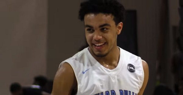 Five-star PG and Duke legacy names his top five schools