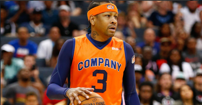 "Allen Iverson has gone missing, and the BIG3 says it's launching an ""investigation"""