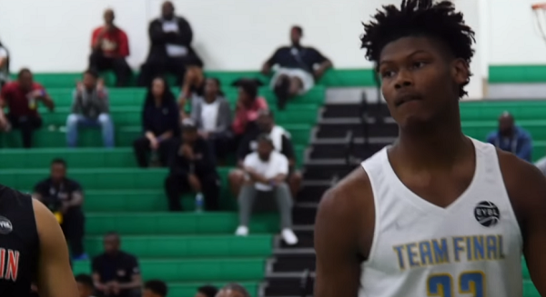 Nation's No. 4 overall recruit Cameron Reddish has his final five schools picked out