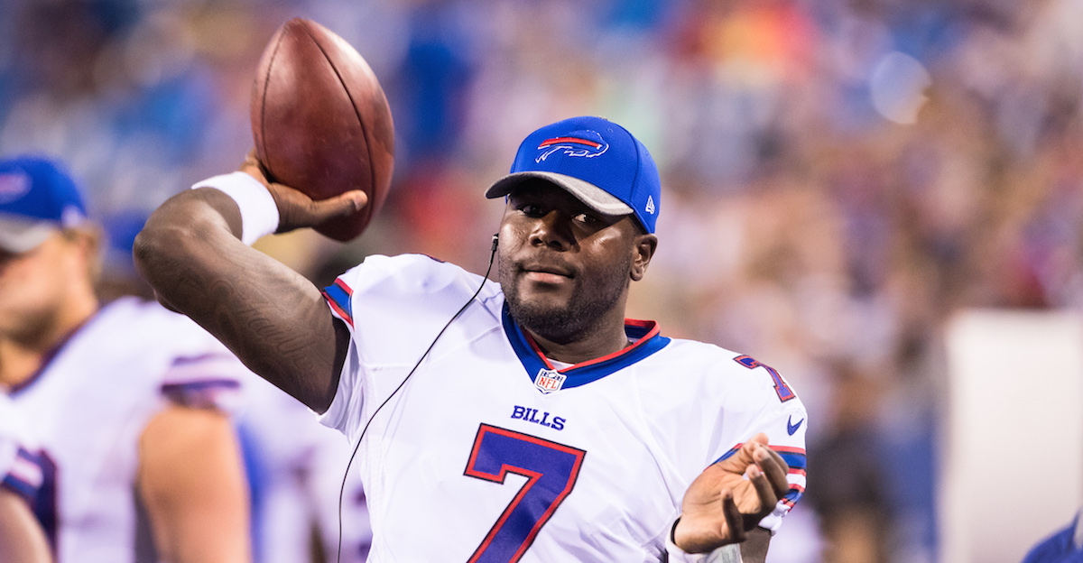 """Cardale Jones reportedly cried """"tears of joy"""" after getting traded"""