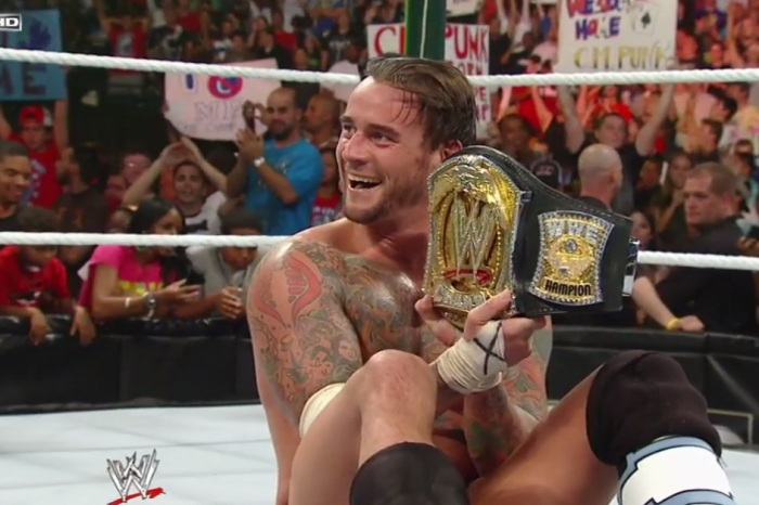 Two of wrestling's most popular champions are trying to recruit CM Punk