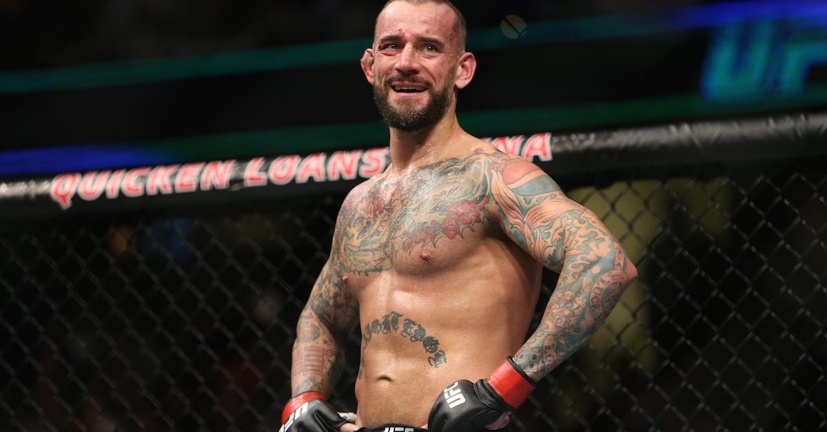 Dana White confirms CM Punk's UFC status after debut fight disaster