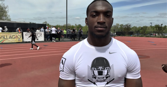 Four-star WR Daniel George gives commitment to major Playoff contender