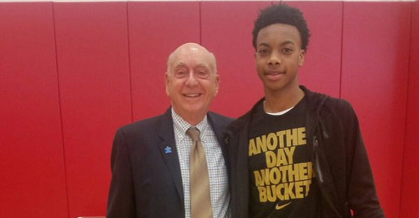 Five-star PG Darius Garland is dreaming for the ultimate package deal in college