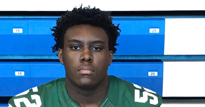 Four-star OT Devonte Gordon commits, then throws two programs recruiting him under the bus