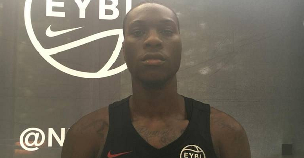 Five-star forward Emmitt Williams says talking to one coach 'was like talking to God'