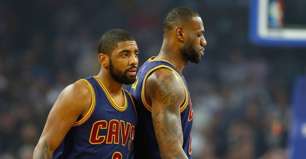 Reason for Kyrie Irving's trade request out of Cleveland reportedly revealed