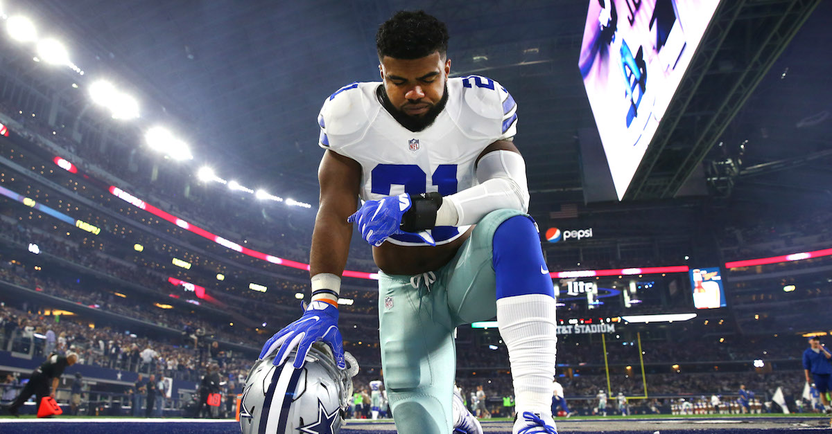 NFL owners reportedly pushing for Ezekiel Elliott suspension