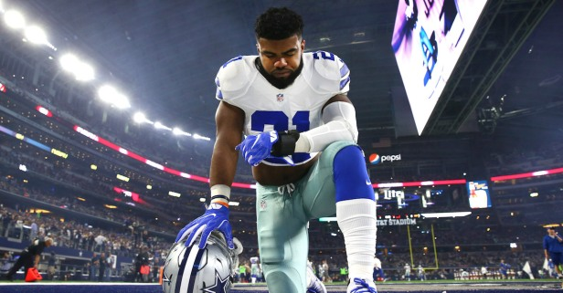 NFL owners reportedly pushing for Ezekiel Elliott suspension