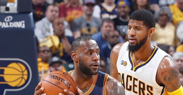 LeBron James' Cavaliers could have had Paul George if not for one reason